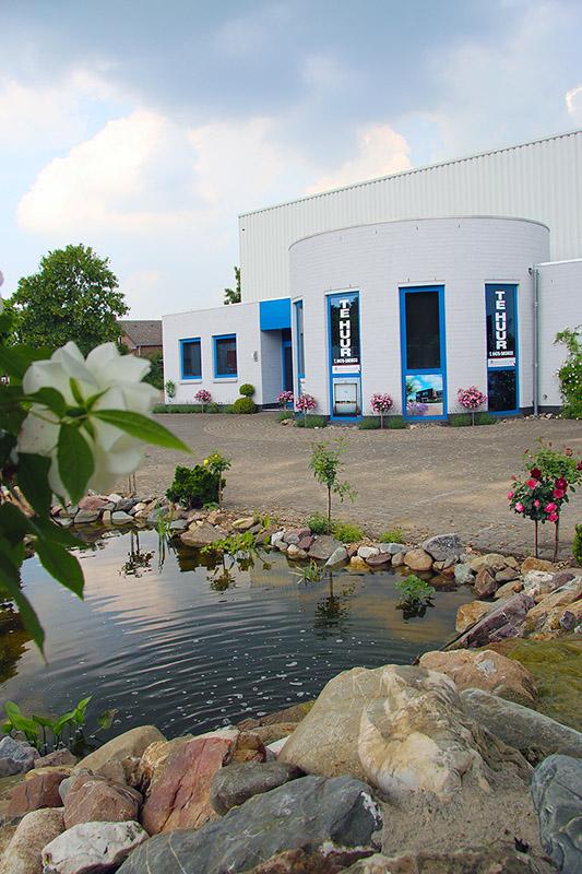 Kantoor met eigen entree Centrum-Swalmen bedrijfsruimte huren roermond swalmen reuver venlo